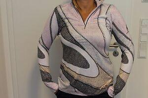 Sportalm Kitzbühel Aquila Women's Ski Sweater Pink Black all Sizes