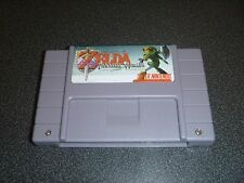 The Legend of Zelda: Parallel Worlds Remodel (English) SNES Super Nintendo