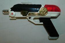 "POWER RANGERS . ZEO 7 GUN LAZER MEGAZORD PISTOLET 10"" .1996. BANDAI . 25cm"