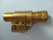 Golden Laser Scope Red Dot Sight Fit For 11mm/20mm Rail with Mount Fast shipping