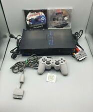 Sony Playstation 2 Fat SCPH-39004 + Original Controller + 2 Spiele *komplett*