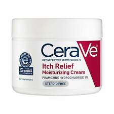 NEW CeraVe - Itch Relief Moisturizing Cream - 340g
