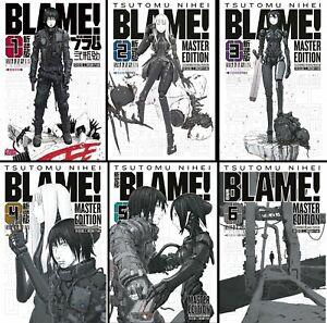 Manga  Blame! Master Edition  ab Band  1 zur Auswahl  Cross Cult  Neuware