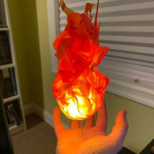 Halloween Floating Fireball Props Party Toys Magic Toys