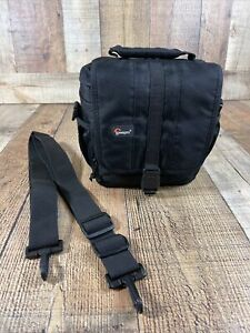 Lowepro Adventura 140 Black Camera Bag  Cannon Nikon Sony