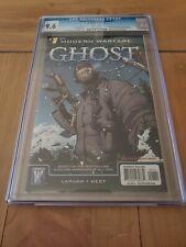 CGC 9.6 Graded Comic Modern Warfare Ghost #1
