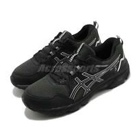 Asics Gel-Venture 8 4E Extra Wide Black White Men Trail Running 1011A826-006