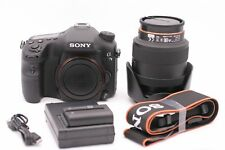 Sony Alpha a77 II 24.3MP Digital SLR Camera - Black (Kit w/ 16-50mm f/2.8 Lens)