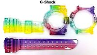 G-SHOCK GWF-1000 FROGMAN CUSTOM BAND & BEZEL SUMMER JELLY COLOUR