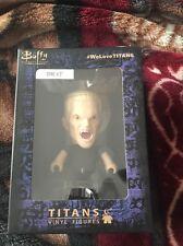 "Nerd Block Exclusive Titans Vinyl Figure Spike 4.5"" Buffy The Vampire Slayer"