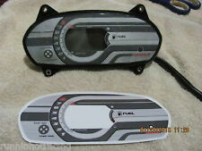2011-2014 Yamaha VX 110 Gauge Decal Sticker Head Overlay Multi Function DISPLAY