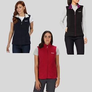 Womens Regatta Sweetness Full Zip Gilet Bodywarmer Micro Fleece Jacket RRP £25