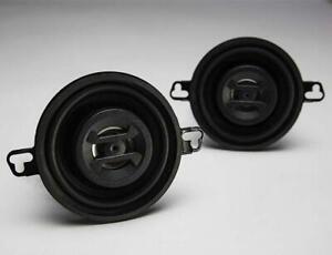 "Hifonics ZS35CX Zeus 3.5"" Coaxial Speakers125 Watts"