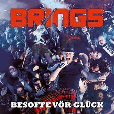 BRINGS - BESOFFE VÖR GLÜCK (2-TRACK)   CD SINGLE NEW+
