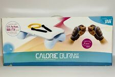 New Psyclone Calorie Burn Kit For Nintendo Wii Complete Free Shipping