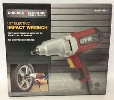 """Chicago Electric 1/2"""" Electric Impact Wrench 61173"""
