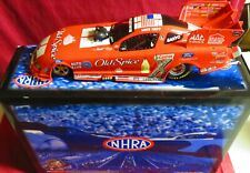 MIKE NEFF, 1/24 ACTION 2008 FUNNY CAR JOHN FORCE RACING, OLD SPICE    NEW IN BOX