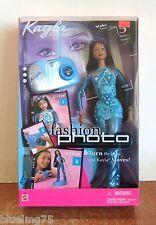 2001 Fashion Photo Kayla Barbie NRFB (Z140)