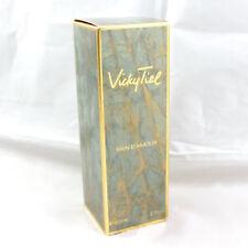 BRAND NEW IN BOX VICKY TIEL BATH OIL FRAGRANCE MINERAL OIL FOR WOMEN 60ml 2oz