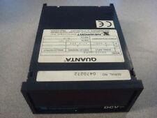 USED Newport Quanta Q9000-AVR3 DC Volt Meter