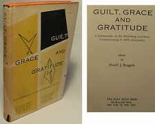 Guilt Grace Gratitude Commentary Heidelberg Catechism 400th Anniv. Bruggink 1963