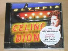 CD / CELINE DION / OLYMPIA 1994 / NEUF CELLO+++++++++++++
