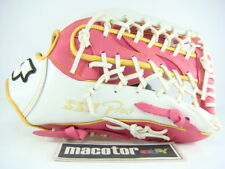 """SSK Special Pro Order 13"""" Outfield Baseball / Softball Glove Pink White RHT New"""