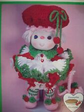 Cherries Jubilee Lollipop Lane doll Crochet pattern