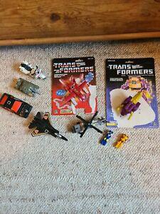 Vintage Transformers G1 Mixed Job Lot