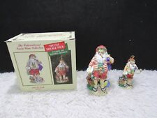 """1997 International Santa Claus Collection, """"Old St. Nick"""" Australia, Double Pack"""