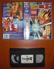 Dragon Ball Z - Fusión (Fusion) [Anime VHS] Manga Films, Versión Española
