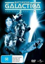 Battlestar Galactica Complete Series (DVD, 2010, 6-Disc Set)
