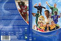 ICC CRICKET DVD WORLD CUP CRICKET MATCHES 2007 140MINS COLOR