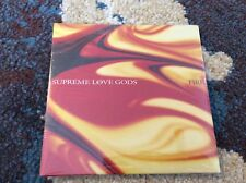 Supreme Love Gods Fire CD Promo Single Brand New/Sealed Rare Alternative Rock