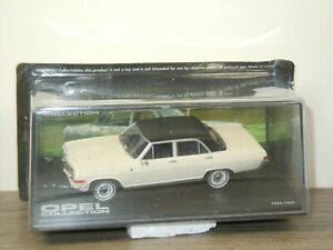 Opel Diplomat V8 Limousine 1964-67 - Opel Collection 1:43 in Box *47673