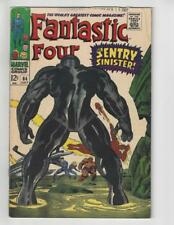 Fantastic Four #64/Silver Age Marvel Comic Book/1st Kree Sentry/VG-FN
