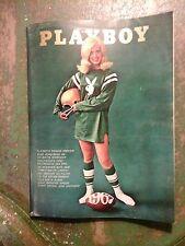 Vintage Playboy September 1967 Angela Dorian Hollywood Psychedelic Sex Epic
