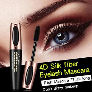 eyelash mascara 4d silk fiber eye makeup mascaras para la boca Cost-effective ma