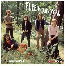 Fleetwood Mac Live In Finland 1969 LP   1960s Records
