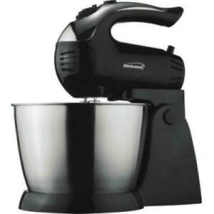 Brentwood Appliances 5-Speed Stand Mixer with Stainless Steel Bowl