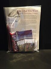 Get What You Want Ritual Spell Kit Witchcraft Wiccan Supplies FREE SHIPPING