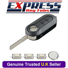Iveco 3 Button Remote Flip Key Fob Case Repair Kit Fits Daily Euro Cargo Van