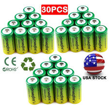 30* Rechargeable Batteries CR123A 3.7V Li-Ion for Netgear Arlo Security Camera