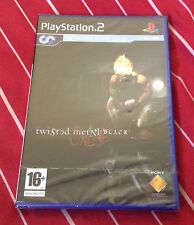 Twisted Metal Black Online (Sony PlayStation 2, BRAND NEW SEALED