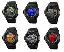 Reloj de Pulsera Multicolor LED de luz de fondo Deportes SKMEI Pantalla Digital Alarma