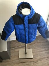 Wonder Nation Boys Coat Blue Size 4-5 Used