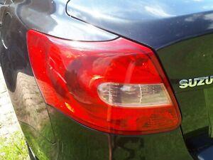 SUZUKI KIZASHI LH Tail Light Taillight 05/10 on 11 12 13 14 15 16 17