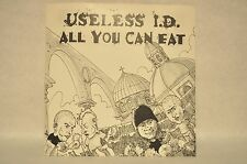 "Useless I.D. / All You Can Eat (split punk 7"")"