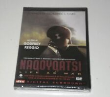 NAQOYQATSI - Godfrey Reggio - RARO  DVD FUORI CATALOGO 2003 CECCHI GORI - NUOVO!