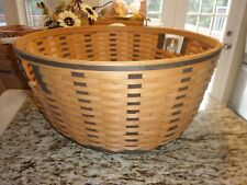 New ListingLongaberger Rare Huge Tour With Me Basket